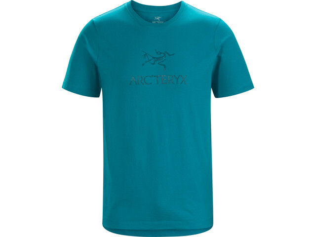 Arc'teryx Arc'Word T-shirt Homme, dark firoza